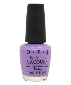 Do You Lilac It? Nail Polish by OPI #zulily #zulilyfinds