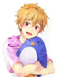 ADOPTEDThis is Nagisa he is 16 he is very nice and funny. He is in a swim club and loves eating adopt?