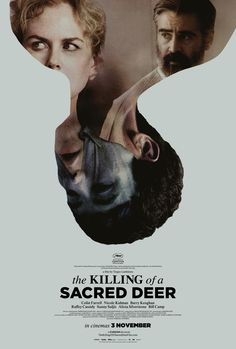 The Killing of a Sacred Deer – movie poster