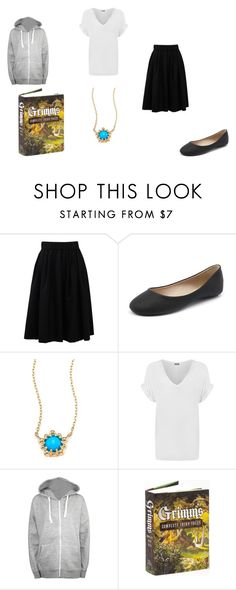 """""""Untitled #112"""" by bookprincess-313 on Polyvore featuring Brunello Cucinelli, Verali, Anzie and WearAll"""
