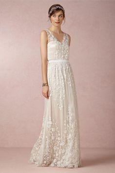 Pretty dress..