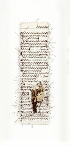 Lisa Kokin - Marriage Vacillating State Of The Libido Mixed Media 2001 Contemporary