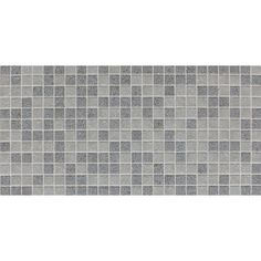Daltile Keystones Elements Mosaic Tile - Smoke Blend ED11. See more at daltile.com