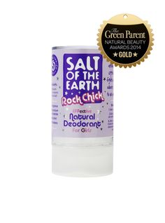 Rock Chick - Natural Deodorant For Girls