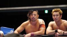 Shinsuke Nakamura & Kazuchika Okada