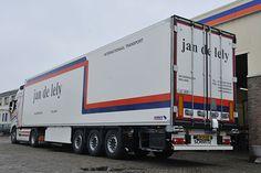65 nieuwe Schmitz Cargobull opleggers voor Jan de Lely Jaba, Transportation, Trucks, Vehicles, Truck, Car, Vehicle, Tools