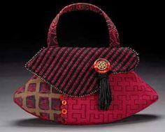 Beautifully detailed handbag by Helen's Daughters