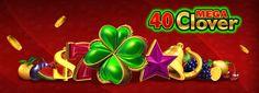 EGT Interactive a lansat un nou joc online gratuit: 40 Mega Clover, disponibil pe mobile si desktop! Slot, Jewelry, Jewlery, Jewerly, Schmuck, Jewels, Jewelery, Fine Jewelry, Jewel