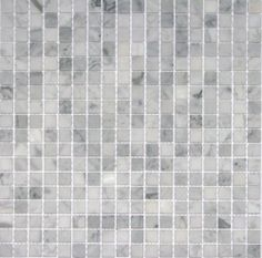 "5/8"" Honed Grey Carrara for Shower Floor"