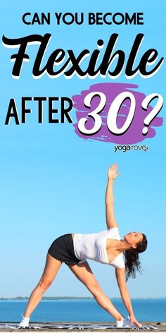 Find out what it takes to become more flexible as you age. Yoga For Beginners Flexibility, Yoga Routine For Beginners, Flexibility Stretches, Flexibility Workout, Yoga Fitness, Fitness Tips, Health Fitness, Pilates, Yoga At Home