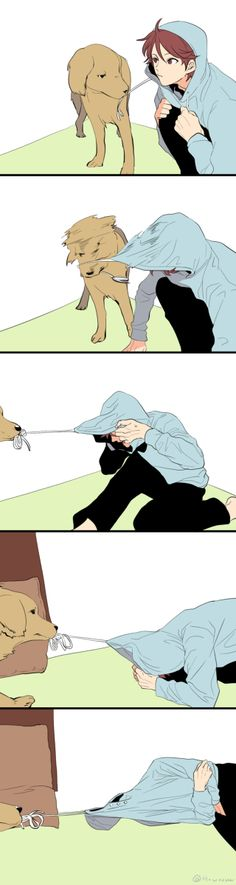 Haikyuu!! oikawa, dog, HQ LOG 2 [5], http://www.pixiv.net/member_illust.php?mode=manga&illust_id=50507757