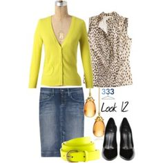 Project 333/Spring Look 12-OOTD 3.14.2012