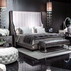 Trump Home Design Bed, Luxury Interior Design Photo
