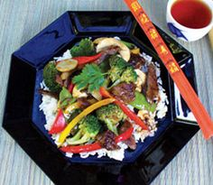 Duck and Broccoli Stir-Fry : : : This quick and easy recipe is sure to be a hit with health-conscious hunters