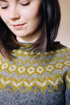 riddari pullover