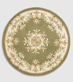 Crown circle 07:-  The traditional old style Crown collection of rugs is the pinnacle of mixing vintage chic with todays contemporary look.  PriceForm £94.00