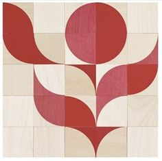 Modern drunkard's path quilt pattern | Visit colorgirlalyn.blo....