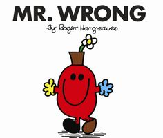 Mr Wrong by Roger Hargreaves http://www.parentdish.co.uk/fun-and-activities/kids-book-club-mr-wrong-by-roger-hargreaves/