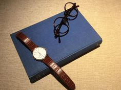 Watch, Book and Specs