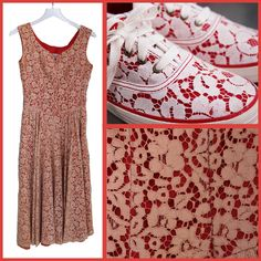 Our Keds were inspired by this dress straight from Taylor Swift's closet. How would you style them?