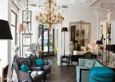 Mis en Demeure: decoración clásica para ambientes contemporáneos. 14