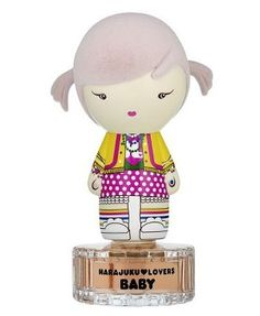 Harajuku Lovers Wicked Style Baby... a playful scent ☆☆☆☆