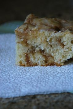 Lovin' From The Oven:Cinnamon Roll Cake - Lovin' From The Oven