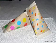 Decorate a plain, clear glass dollar store items with tissue paper and Mod smorgasbord – this DIY candle holder makes the perfect gift! Music For Kids, Diy For Kids, Crafts For Kids, Diy Candle Holders, Diy Candles, How To Make Maracas, Maracas Craft, Toilet Paper Roll Diy, Theme Carnaval