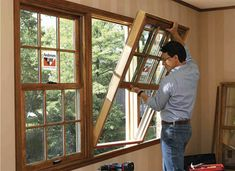 Low Maintenance: Another great advantage of replacing the windows is that the new ones are been designed for low maintenance.