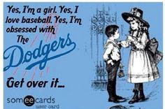 Enough said! #Dodgers