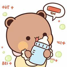 Cute Images, Panda Bear, Boruto, Charlie Brown, Hello Kitty, Fictional Characters, Archive, Couple, Panda