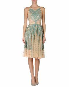 MOSCHINO - Knielanges Kleid