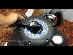 How to backwash your sand filter. http://www.abovegroundpros.com/  https://plus.google.com/112739863321221670182/posts
