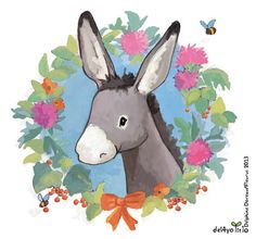 Le lapin dans la lune - Non dairy Diary - Siméon  printable