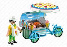 Eisverkäufer
