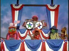 """The Muppet Show: The Electric Mayhem - """"America"""""""