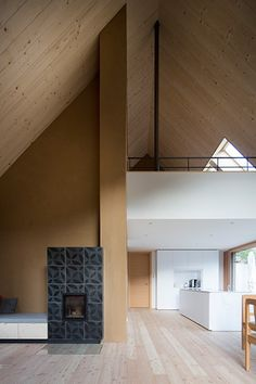 Bad Gastein, Construction Design, Innsbruck, Interior Architecture, Garage Doors, Stairs, Outdoor Decor, House, Objects