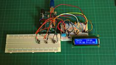 In diesen Arduino Tutorial wirst du mit den Arduino Uno eine Digitaluhr bauen. Die Anzeige erfolgt auf den LCD 1602. Die Temperatur und die Luftfeuchtigkeit wird mit dem Sensor DHT11 ausgegeben.