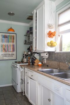 Chalkboard Wall Hanging Fruit Baskets And A Place To Hang