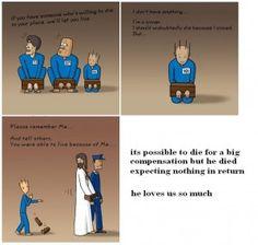 Jesus Cartoon 06