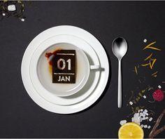 めくったページで美味しい紅茶を「Tea Calendar」 - 2007年から2013年までの期間、およそ10,000件のデザインの記事をアップしたブログのアーカイブ。現在はhttp://designwork-s.net/で更新中。 - DesignWorks Archive
