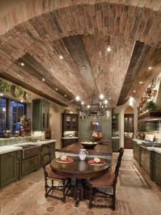 I'm in love with this kitchen!