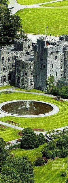 Ashford Castle – Co. Mayo   Ireland