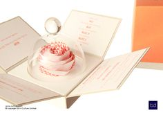 The UK's leading experiential stationery design house, Cutture London, has announced the launch of its scented invitation range in collaboration with Chapter 7 Scents. Wedding Invitation Inspiration, Classic Wedding Invitations, Wedding Invitation Cards, Wedding Stationery, Event Invitations, Stationery Design, Birthday Invitations, Wedding Inspiration, Diy Wedding Projects