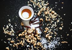 A Beer-Snack Recipe: Cookie's Honey Cashews - Food & Drink - Broadsheet Melbourne