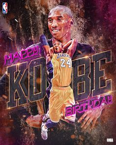 I was commissioned by the The National Basketball Association ( NBA ) to develop a series of illustrationsand graphics for their social media platforms across the Asian region. The project includes key match-ups, stats graphics, player's birthdays and va… Kobe Bryant Family, Kobe Bryant 24, Nba Players, Basketball Players, Lakers Wallpaper, Kobe Bryant Quotes, Kobe Bryant Pictures, King Lebron, Kobe Bryant Black Mamba