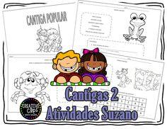 Cantigas 2 - Atividades Adriana