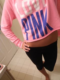 Workout outfit cute!!