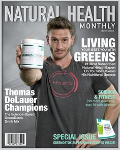 GreenDetox is ideal in case you're seeking to overcome nutrient deficiencies, fight robust cravings, or give your self an extra immune system increase. Every serving comprises over 20 USDA natural licensed elements sourced from Healthy Man, How To Stay Healthy, Healthy Food, Smoothie Drinks, Detox Drinks, Detox Organics, Colon Cleanse Detox, Detox Breakfast, How To Get Abs