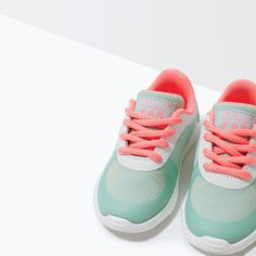 ZARA - SHOES & BAGS - MESH SNEAKERS